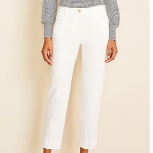 Ann Taylor Signature cuffed ankle pants  12